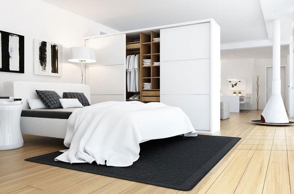 Ngắm 10 mẫu phòng ngủ có thiết kế lưu trữ ấn tượng